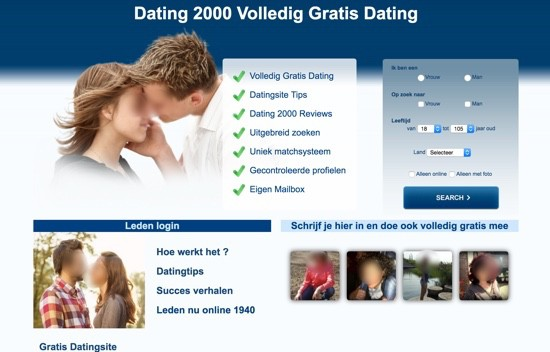 dating2000 website