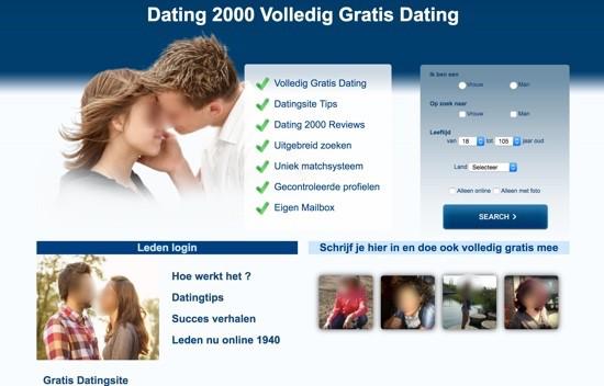dating2000 website
