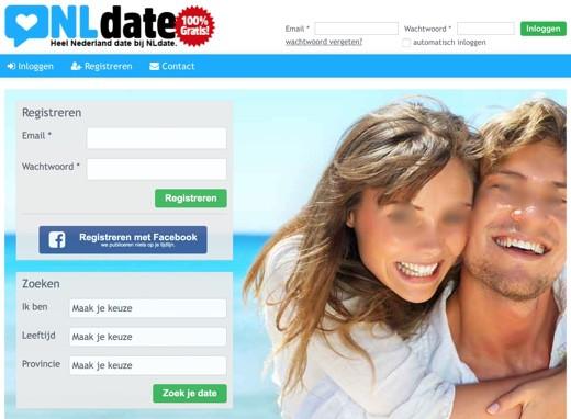 NLdate website