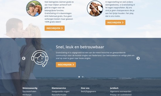 Dating sites met telefoonnummers