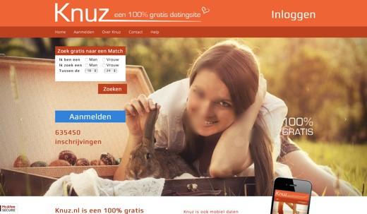 knuz website